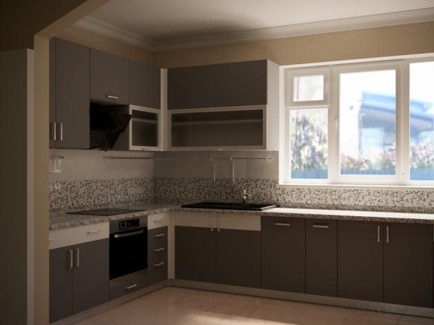 Кухня К019