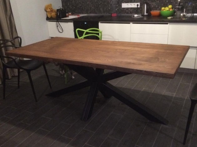 Dining Table Edge