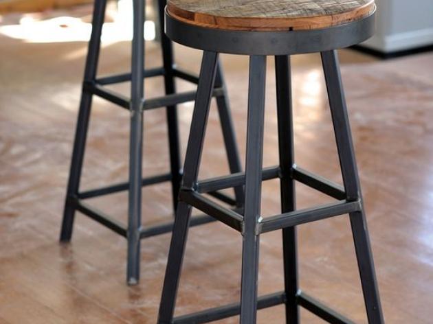 Bar Chair W 10