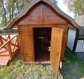 Дитячий будиночок з дерева (0139)