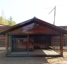 Aviary Kennel (0233)