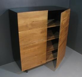 Oak cabinet  004
