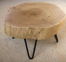 Столик із спилу береста SP332