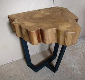 Столик из массива береста SP330