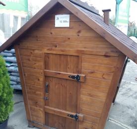 Children's House of Wood