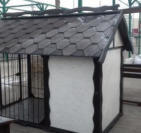 Вольер будка (0182)