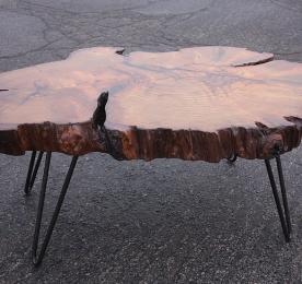 Столик із спилу шовковиці SP321