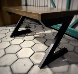 Bench of Oak`s Solid013