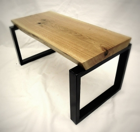 Bench of Solid Oak 011