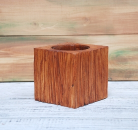 FLOWER STAND OF WOOD NV 0001