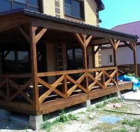 Terrace of Wood (0147)