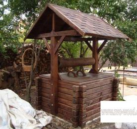 Wooden well  (0072)