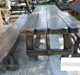 Мебель для сада из дерева (0088)
