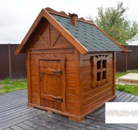 Children's House of Wood (0137)