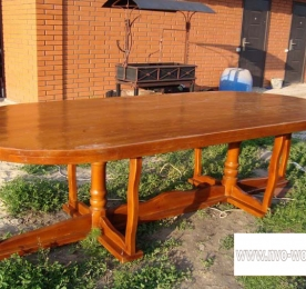Wooden Table (0089)