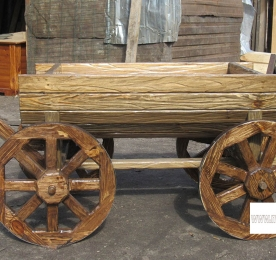 Cart of Wood (1120)