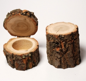 Jewelry Box Stump NVO 011