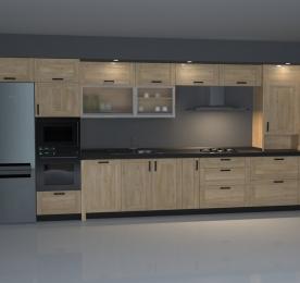 Кухня K012