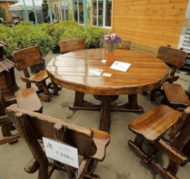 "Garden Furniture Set ""BEAR"""