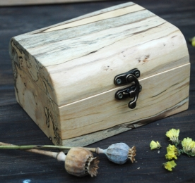 JEWELRY BOX OF BIRCH NVO 018