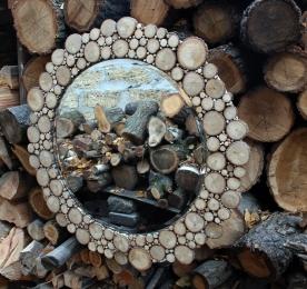 Дзеркало лісна галявина