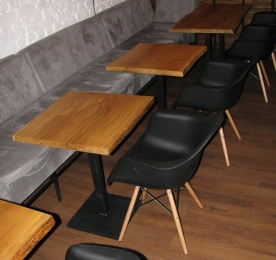 Tables of Solid Oak 010