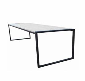 Стол письменный из ясеня W015