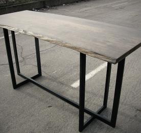 Bar Counter of  Solid Oak