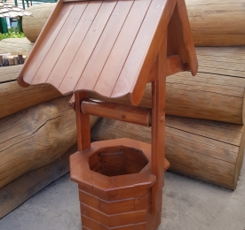 Small Well of Wood (0091)