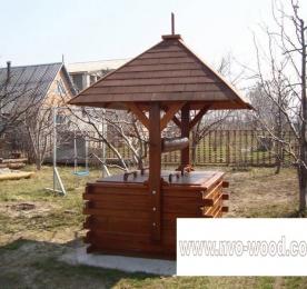 Wooden Well  (0068)