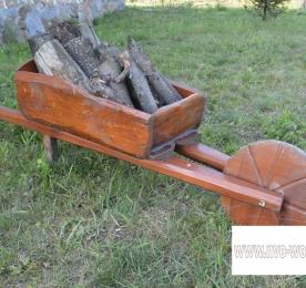 Cart of Wood (0104)