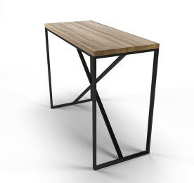 Bar Table of  Solid Oak  W 0111